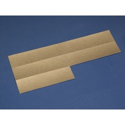 Papier-Einlage zu Modell 1503 silber