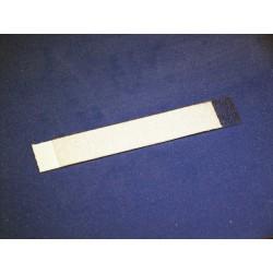 Transparente Abdeckungen zu Namensschild Modell 1502